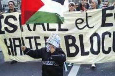 Gaza. Anniversario Piombo fuso