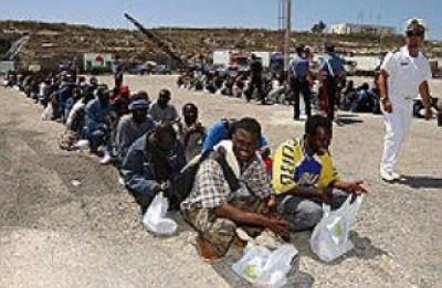 Profughi eritrei.Si apre una breccia?