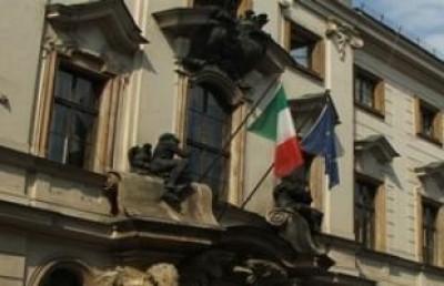 Servizi consolari per  italiani in Repubblica ceca