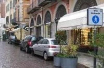 Aree pedonali della città di Cremona