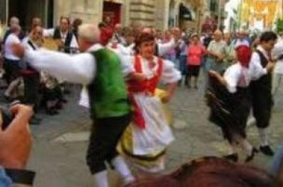 Milano.Corso danze del Sud