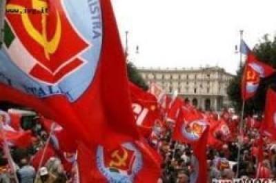 Referendum Fiat.Rifondazione comunista con i NO