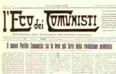 Anche il PCdI nasce a Cremona nel 1921