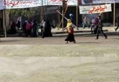 Egitto.Contunuano le proteste contro il regime