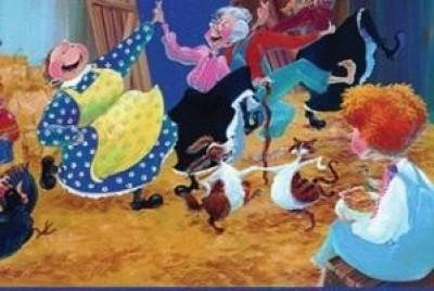 Arci.Festa con danze popolari.