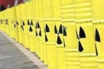 Bloccati treni con scorie radioattive