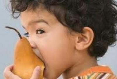 Alimentazione naturale per i bambini