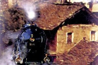 Treno di terza classe