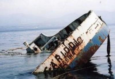 De Porti A. La barca sta andando a picco