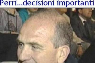 Superti M. Perri e le decisioni importanti