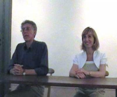 Gian Carlo Corada ha presentato l'Associazione