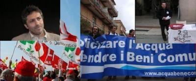 Acqua Bene Comune. Dopo Referendum ascoltiamo Carotti e Virgilio