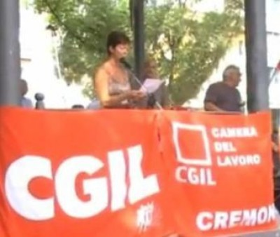 Paola di Cremona Solidale - Sciopero CGIL 06/09/11