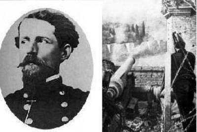 AccaddeOggi   #20settembre 1870 Avviversario della Breccia di Porta Pia.