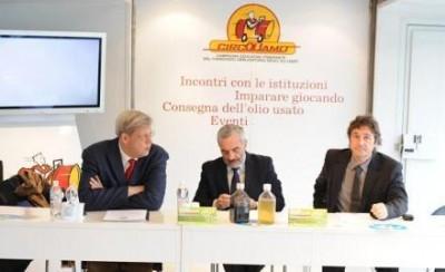 E' arrivata a Cremona la campagna educativa itinerante CircOLIamo