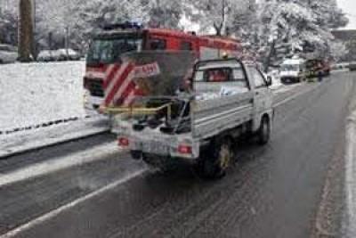 Milano: neve, preallertati 180 mezzi AMSA