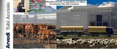Diossina-Arvedi. La questione va chiusa | O. Cattaneo Fim Cisl | Ascolta