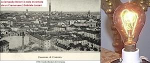 La lampada Osram è stata inventata da un Cremonese | G.Lazzari