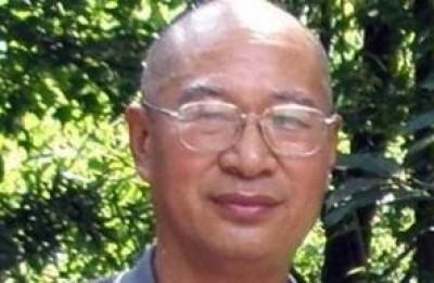 Il poeta cinese Zhu Yufu torturato in carcere.