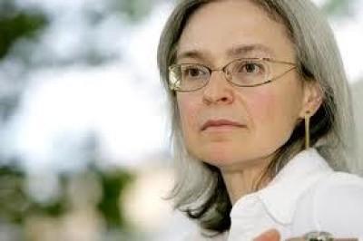 Sesto anniversario della morte di Anna Politkovskaja