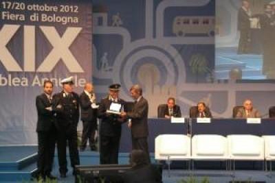 La polizia municipale di Cremona premiata dall'ANCI
