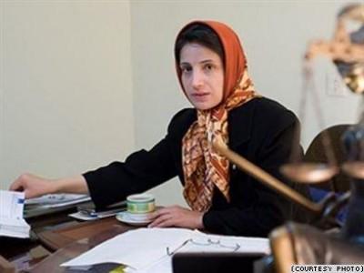 A rischio la salute di Nasrin Sotoudeh, avvocata iraniana