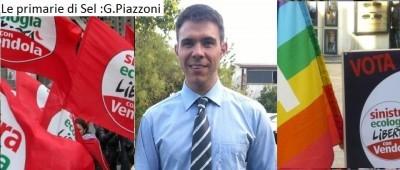 Il significato delle primarie di SEL | Gabriele Piazzoni ( la telefonata)