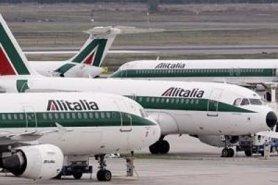 Alitalia. Paghi Berlusconi