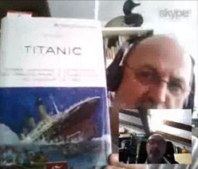 Il titanica affonda il 14 aprile 1912 Il legame di Montodine con il Titanic (video)
