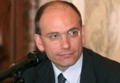 Il PD Lombardo sostiene Enrico Letta