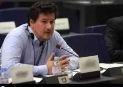 Europa PAC La telefonata all'On. Sergio Silvesti