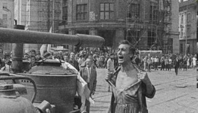 AccaddeOggi 21 agosto 1968. I russi entrano a Praga
