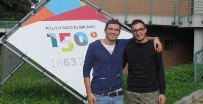 Poli Cremona. Intervista a F.Principi e T.Calcina  laureati eccellenti.
