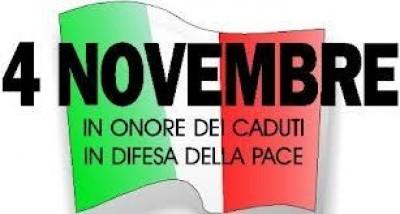 Cremona. Celebrazioni del 4 novembre.