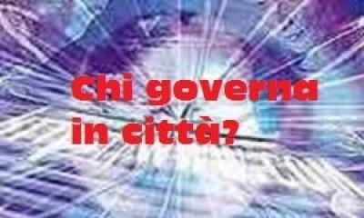 SCONTRI E CONFLITTI, MA CHI GOVERNA LA CITTA'?  C.Ruggeri,R.Poli,A.Abbate (pd)