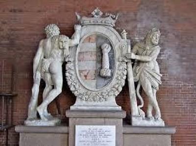 Luigi Rossini rifiutò l'indennità di Sindaco.  G.Azzoni