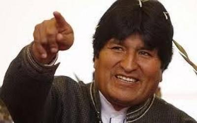 Agenda dei 77 Morales sfida la rapacità del capitalismo