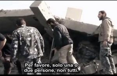 ANNIVERSARIO  MASSACRO DEL 27 DIC. 2008 - 18 GEN. 2009 a GAZA (video)