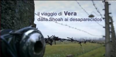Giornata della memoria. Lager e torture, il viaggio di Vera nel buio. (video)