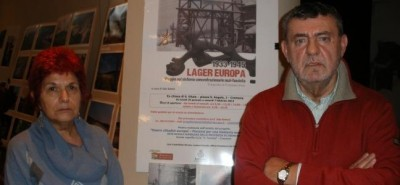 Lager Europa 1933-1945 Ilde Bottoli e Francesco Pinzi presentano la mostra (video)
