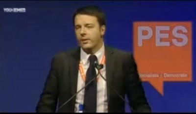 """Il PSE """"omaggia """"il PD cambiando ufficialmente nome: PSE - Socialists&Democrats."""