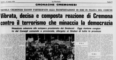 In ricordo di Aldo Moro. Un prigionia lunga 55 giorni | G.C.Storti