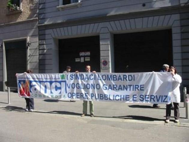 Presidente ANCI Lombardia scrive a Fassino restituzione autonomia ai Comuni