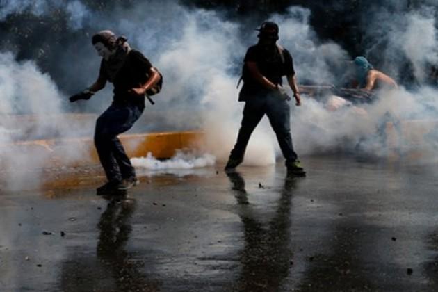 Rapporto Amnesty sulla violenza politica in Venezuela