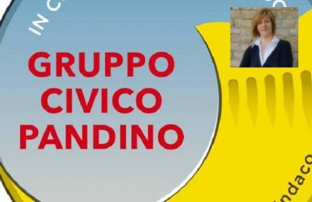 """Pandino. Maria Luise Polig guida il gruppo civico """"L'Esperienza continua"""""""