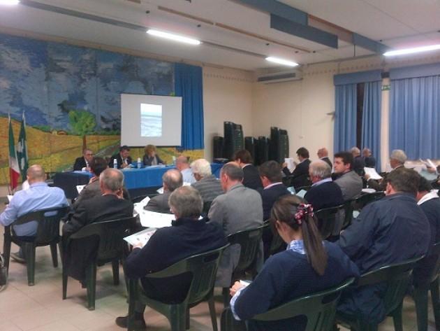 Torchio confermato Presidente GAL Oglio Po terre d'acqua.