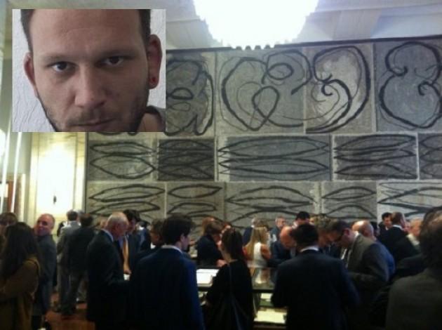 Le opere dell'artista cremonese Riccardo Benassi alla Collezione Farnesina