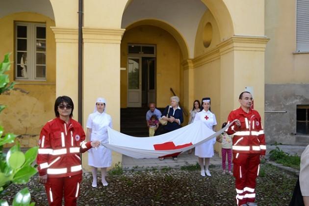 Voghera 150 anni per la Croce Rossa Italiana