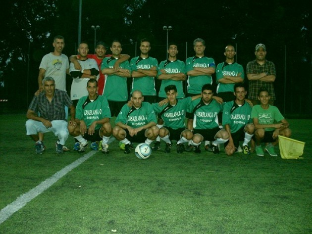 Torneo Non solo Nero di Cremona . Il Marocco batte il Kossovo