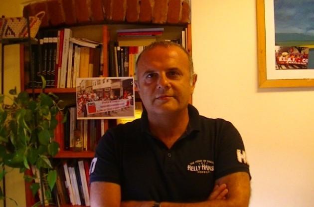 M.Palmieri (cgil) La crisi a Cremona morde ancora. Servono risposte anche dai comuni(video)